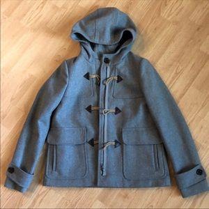 Jcrew toggle coat